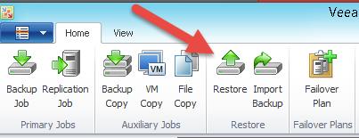 Restore a File
